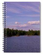 Morris Island Spiral Notebook