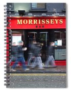 Morrissey Spiral Notebook