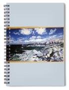Morska Energie Spiral Notebook