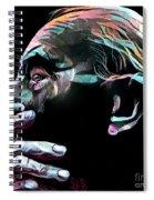 Mortal Contemplation Spiral Notebook