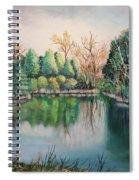 Morton Arboretum No.2 Spiral Notebook