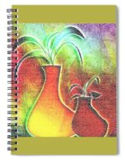 Mosaic  #134 Spiral Notebook