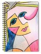 Mosaic 2 Spiral Notebook