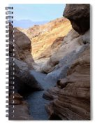 Mosaic Canyon Spiral Notebook