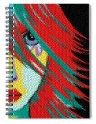 Mosaic Indie Spiral Notebook