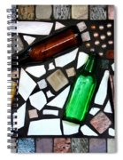 Mosaic Spiral Notebook