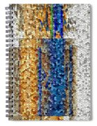 Mosaic Magic Spiral Notebook