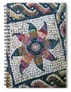 Mosaico Pavimentale Spiral Notebook