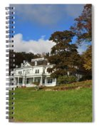 Moses Cone Flat Top Manor Spiral Notebook