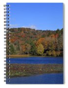 Moses Cone Manor House And Bass Lake Spiral Notebook