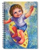 Moshe Spiral Notebook