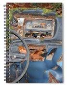 Mossy Datsun Spiral Notebook