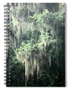 Mossy Dream Spiral Notebook