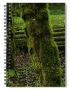 Mossy Fence Spiral Notebook