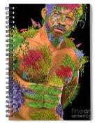 Mossy Mack Spiral Notebook