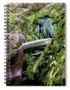 Mossy Rocks Spiral Notebook
