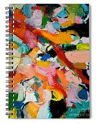 Most Devoted Ghost Spiral Notebook
