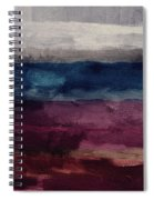Most Of All- Abstract Art By Linda Woods Spiral Notebook