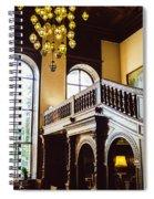 Moszna Interior Spiral Notebook