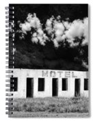 Motel Spiral Notebook