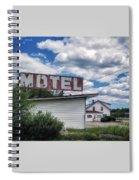 Motel Spiral Notebook
