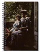 Mother And Child. Johannes Hendrikus Antonius Maria Lutz, 1907 - 1916 Spiral Notebook