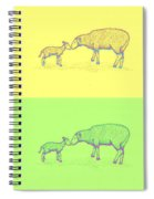 Mass Production Spiral Notebook