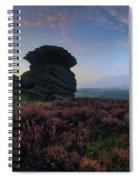 Mother Cap 1.0 Spiral Notebook