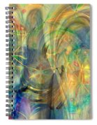Mother Of Angels Spiral Notebook