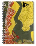 Mother Of Pearls Spiral Notebook