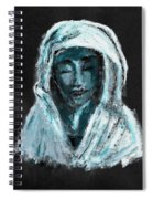 Mother Of Sorrows Spiral Notebook