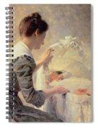 Motherhood Spiral Notebook