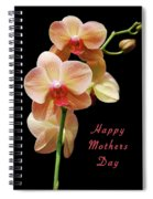 Mothers Day Card 8 Spiral Notebook