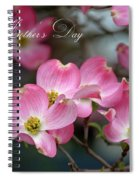 Mother's Day Card Spiral Notebook