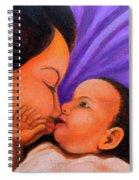 Mother's Love Spiral Notebook