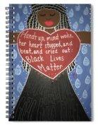 Mothers Of Black Lives Matter  Spiral Notebook