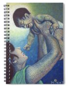 Mother's Play Spiral Notebook