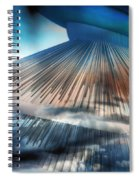 Mothership Spiral Notebook