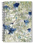 Motif Japonica No. 10 Spiral Notebook