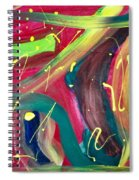 Motion Spiral Notebook