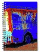 Motor City Pop #13 Spiral Notebook