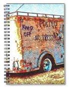 Motor City Pop #19 Spiral Notebook