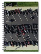Motorcycles Spiral Notebook