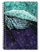 Mottled Sea Turtle  Spiral Notebook