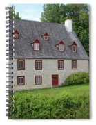 Moulin Spiral Notebook