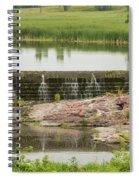 Mound Lake Dam 2 Spiral Notebook
