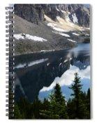 Mount Assiniboine Canada 13 Spiral Notebook