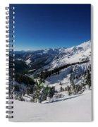 Mount Baker 2 Spiral Notebook