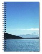 Mount Baker Looms Spiral Notebook
