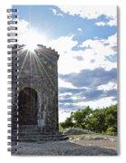 Mount Battie Camden Maine Spiral Notebook